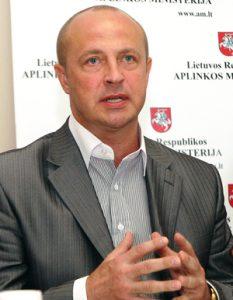 Ričardas Malinauskas Fot. Marian Paluszkiewicz
