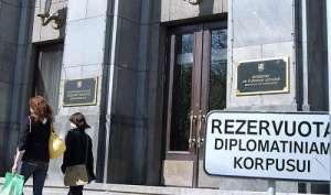 Niewyparzony język litewskich dyplomatów po raz kolejny kompromituje kraj, aczkolwiek odpowiedzialnością za to jest tradycyjnie obarczana Rosja<br>Fot. Marian Paluszkiewicz