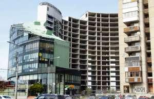 Cena nowych mieszkań zaczyna się od 200 tys. litów<br>Fot. Marian Paluszkiewicz