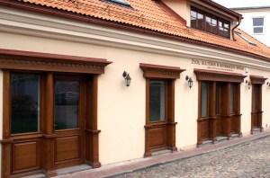 Centrum Kultury Żydowskiej w Wilnie   Fot. Marian Paluszkiewicz