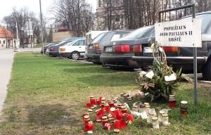 Wilno czeka na pomnik błog. Jana Pawła II Fot. Marian Paluszkiewicz