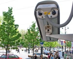 Ulice Wilna są obserwowane poprzez 95 kamer Fot. Marian Paluszkiewicz