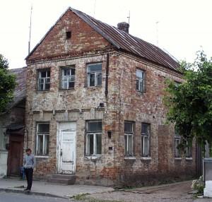 Historia ejszyskich Żydów przetrwała w pamięci dzisiejszych mieszkańców miasteczka oraz w bryłach budynków Fot. Marian Paluszkiewicz