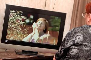 """Telewizja kablowa """"Cgates"""" wstrzymała transmisję rosyjskiej stacji """"Pierwyj Bałtijskij Kanał"""" Fot. Marian Paluszkiewicz"""