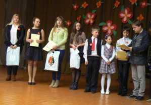 Wszyscy uczestnicy konkursu otrzymali pamiątkowe dyplomy oraz nagrody