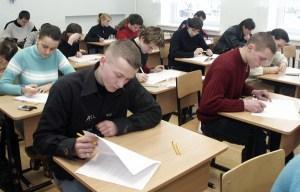 Maturzyści szkół mniejszości narodowych znaleźli się pod presją ministra oświaty zmieniającego znowu warunki egzaminu z litewskiego Fot. Marian Paluszkiewicz