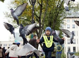 Dzieciństwo zwykle jest wspominane jako okres szczęśliwy i beztroski Fot. Marian Paluszkiewicz
