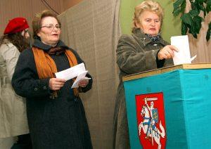 Do prawa, z którego najczęściej korzystamy należy też prawo uczestniczenia w wyborach          Fot. Marian Paluszkiewicz