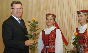 Rezygnacja Algirdasa Butkevičiusa z udziału w wyborach prezydenckich zwiększa szansę Dali Grybauskaitė na zwycięstwo już w pierwszej turze Fot. Marian Paluszkiewicz