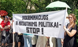 Niezależnie od składu kolejnych koalicji rządzących w parlamencie wciąż nie ma większości przychylnej reglamentacji ustawowej praw mniejszości narodowych Fot. Marian Paluszkiewicz