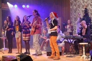 Nastrojowy koncert stał się świetnym wprowadzeniem w atmosferę nadchodzących świąt