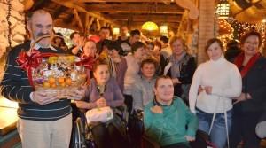 """Niepełnosprawny nie oznacza niesprawny lub """"gorszy"""", ale wręcz odwrotnie. Oznacza osoby sprawne inaczej z ogromnym potencjałem energii oraz witalności życiowej."""