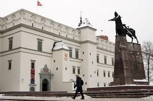 Odbudowa Pałacu Władców była przedsięwzięciem olbrzymim i niesłychanie skomplikowanym Fot. Marian Paluszkiewicz