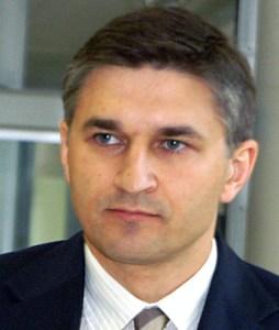 Jarosław Niewierowicz Fot. Marian Paluszkiewicz