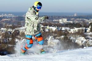Wielu miłośników narciarstwa twierdzi, że jazda na nartach to coś więcej niż sport czy zwykłe hobby Fot. Marian Paluszkiewicz