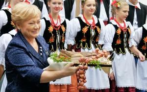 To, co zostało zrobione, bardzo cieszy mer Fot. Marian Paluszkiewicz