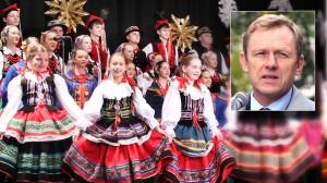 """Zdaniem ministra Birutisa, finansowanie przez Polskę projektów polskiej mniejszości narodowej na Litwie ma charakter ideologiczny i zagraża """"litewskim wartościom""""  Fot. Marian Paluszkiewicz"""