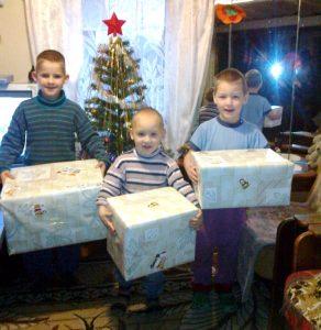 Radość w oczach i uśmiech na twarzach dzieci było wystarczającym dowodem, że projekt został uwieńczony sukcesem