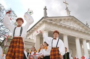 Przed kilkoma dniami Katedra Wileńska obchodziła 25-lecie rekonsekracji Fot. Marian Paluszkiewicz