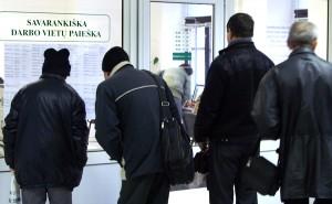 1 lutego 2014 roku na Litwie zarejestrowano 210,9 tys. osób bezrobotnych Fot. Marian Paluszkiewicz