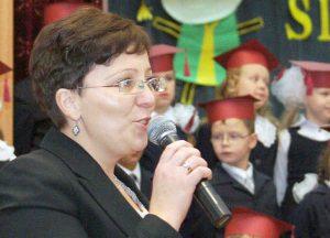 """""""Pracę należy wykonywać najlepiej jak potrafisz"""" — mówi Renata Cytacka<br/>Fot. Marian Paluszkiewicz"""