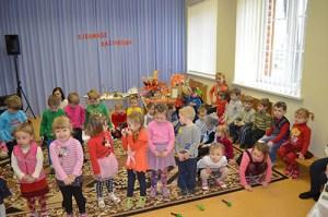 Wychowankowie żłobka przedszkola świetnie bawili się na ich małym Kaziuku