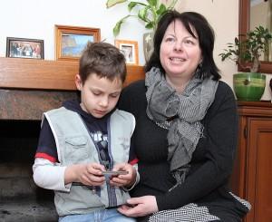 Mama dla każdego z nich jest najpotrzebniejsza Fot. Marian Paluszkiewicz