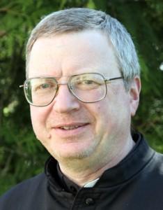 Ks. Henryk Naumowicz ma w swej pieczy ponad 800 parafian Fot. Marian Paluszkiewicz