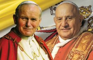 Kanonizacja papieży Jana Pawła II i Jana XXIII będzie historycznym wydarzeniem w życiu Kościoła  Fot. archiwum