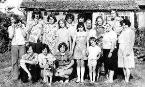 W ich rodzinie zawsze panowały miłość i szacunek Fot. archiwum rodzinne
