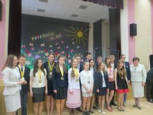 Nagrodzono najzdolniejszych chemikow Fot. Anna Pieszko