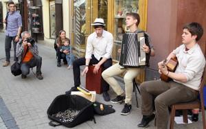 Festiwal łączy zarówno muzyków zawodowych, jak też amatorów Fot. Marian Paluszkiewicz