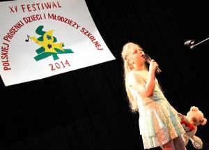 Już występy najmłodszych odbywały się na wysokim poziomie Fot. Marian Paluszkiewicz