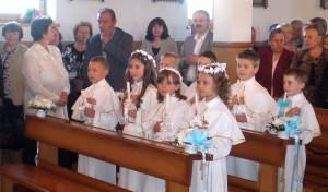 Chwile modlitwy, skupienia i wewnętrznej radości         Fot. Anna Pieszko