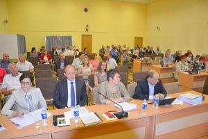 Na posiedzeniu Rady Samorządu Rejonu Wileńskiego rozpatrzono 22 projekty