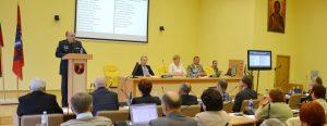 Arvydas Sinis został nowym kierownikiem policji rejonu podstołecznego
