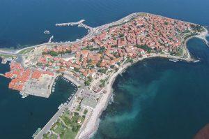 Nessebar z racji na zabytki wpisane jest na listę UNESCO Fot. archiwum