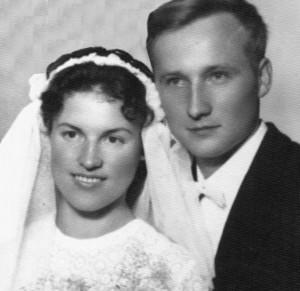 Tacy byli przed 50-cioma laty Fot. archiwum rodzinne
