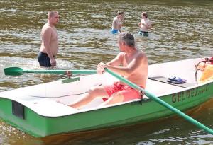 Najlepiej korzystać z kąpielisk nadzorowanych przez ratowników Fot. Marian Paluszkiewicz