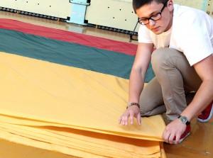 160 wolontariuszy pracowało przy realizacji projektu Fot. Marian Paluszkiewicz