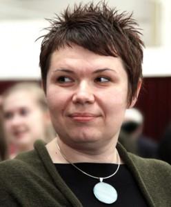 Dyrektorka administracji Lucyna Kotłowska Fot. Marian Paluszkiewicz