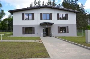 Centrum dziennego pobytu dla dzieci niepełnosprawnych w Bujwidziszkach