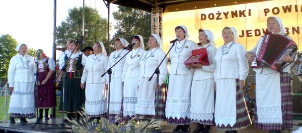 """Jubileusz 25-lecia zespołu """"Sużanianka"""""""