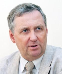 Prof. Jarosław Wołkonowski Fot. Marian Paluszkiewicz