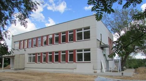 Uniwersalne centrum wielofunkcyjne w miasteczku Szumsk