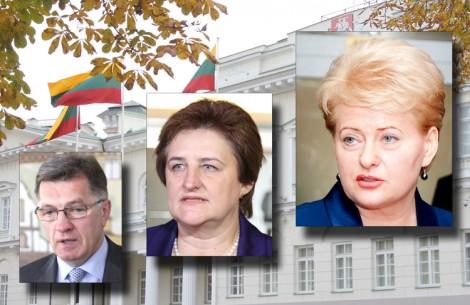 Trzy pierwsze osoby w państwie opuściły kraj   Fotomontaż Marian Paluszkiewicz