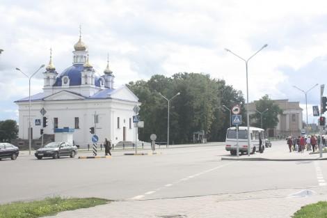 Czynne są niektóre cerkwie. Większość tych zabytków pochodzi z XVII-XVIII stulecia Fot. archiwum