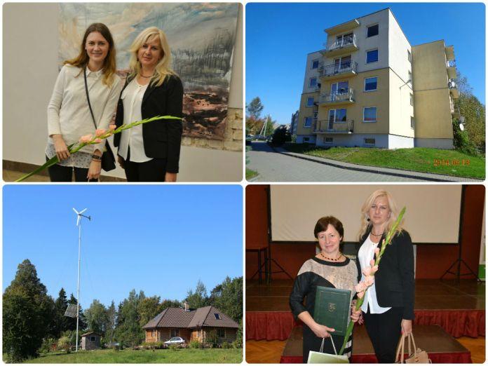 Mieszkańcy rejonu wileńskiego zostali nagrodzeni za wzorowe mieszkania