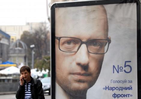 Po wydarzeniach na Majdanie Ukraińcy pokładają wielkie nadzieje w wyborze nowej Rady Najwyższej  Fot. archiwum RN Ukrainy  Fot.  EPA-ELTA