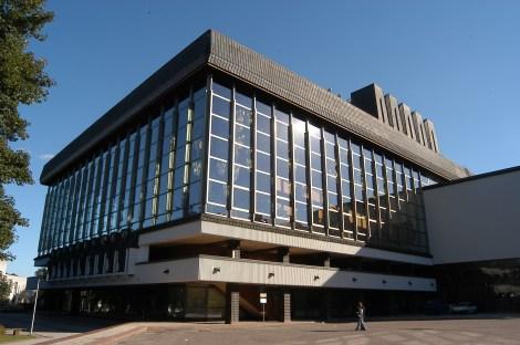 Gmach Litewskiego Narodowego Teatru Opery i Baletu w Wilnie Fot. archiwum